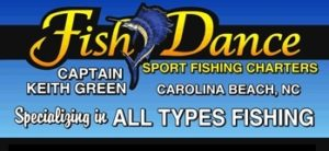 Fish Dance Fishing Charters Carolina Beach NC